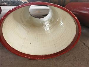 陶瓷贴片耐磨管(马赛克瓷片)