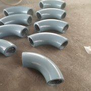 双金属耐磨弯头使用寿命长还是陶瓷