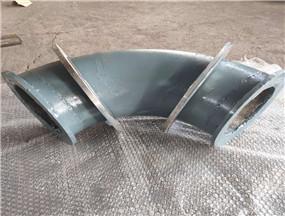 KMTBCr28双金属耐磨弯头